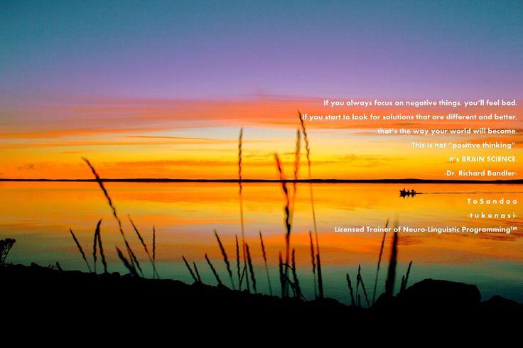 #NLP #RichardBandler #ToSandoo #valmennus #tukenasi http://www.tosandoo.fi