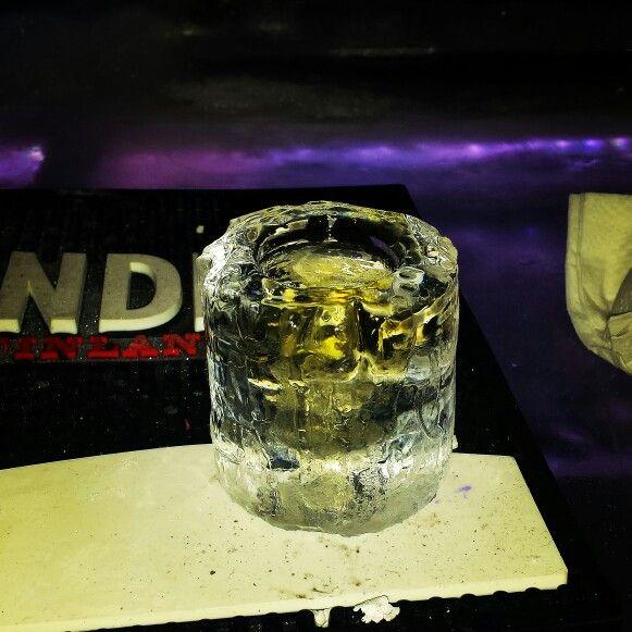 Shoot Tequila, Artic Bar, México.