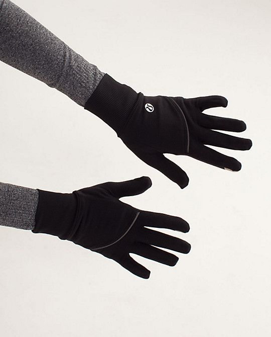 The Brisk Run Gloves are available right now from Lululemon...perfect fall/winter running/walking glove with tech accessible tips.  Grab a pair while you can!