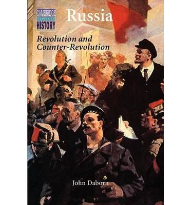 Russia- Revolution and Counter-Revolution: The Revolution of 1917 briefly opened up the possibility of a new world of freedom and equality. It ended, however, in totalitarian dictatorship and the establishment of a new ruling class in Russia.;This selection of documents will allow readers to examine the key issues and to assess for themselves how contemporaries saw the critical events of 1917-1924.
