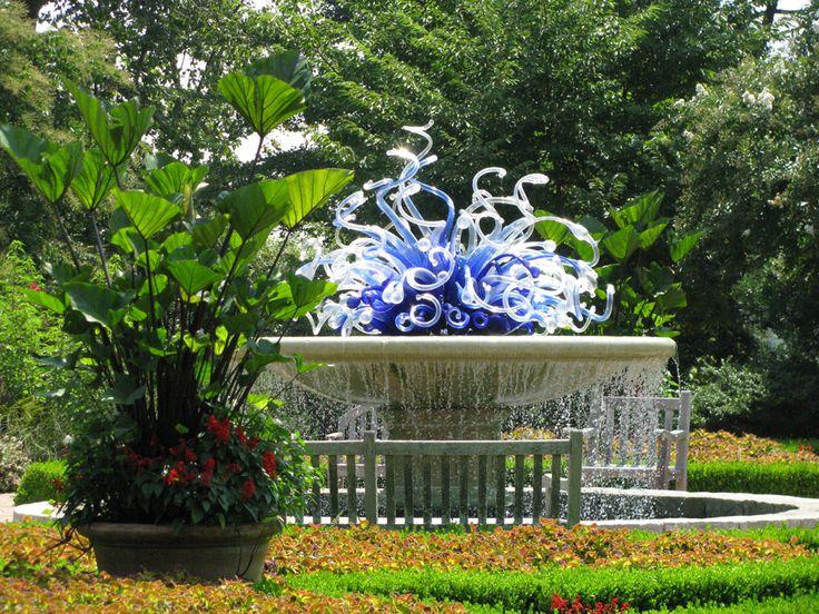 17 best images about art on pinterest jackson pollock vincent van gogh and glasses for Chihuly atlanta botanical gardens