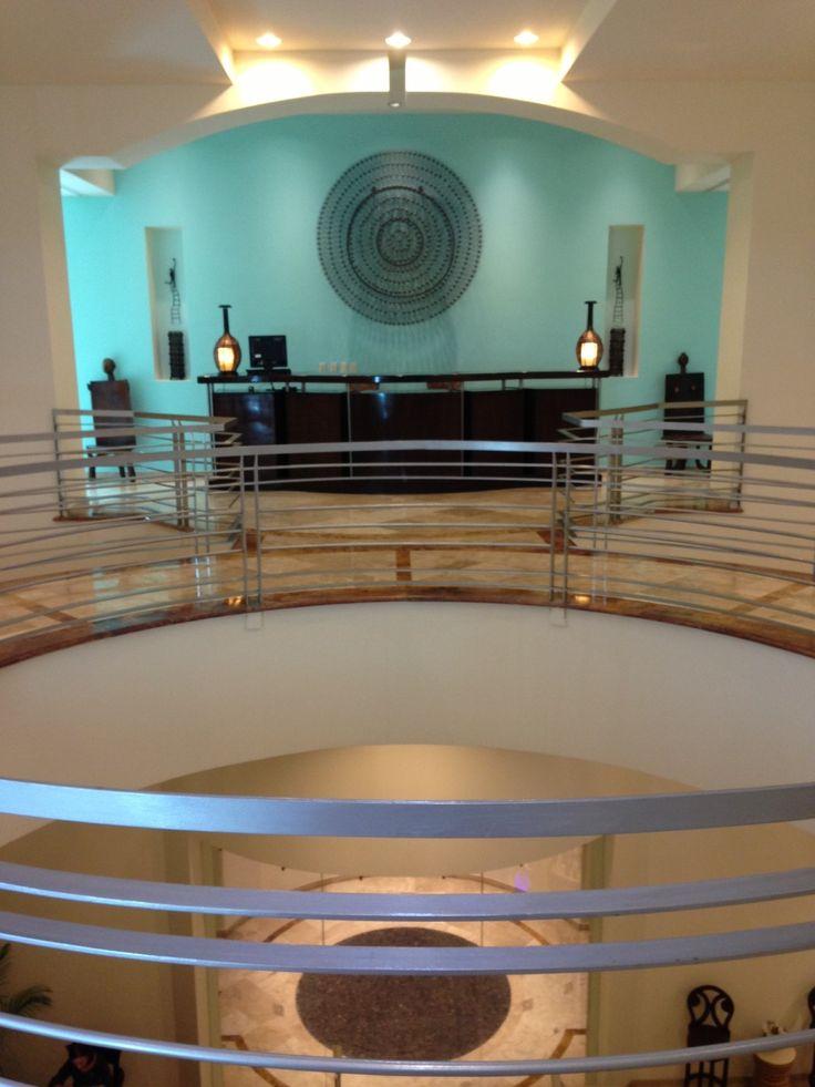 Entrance #playagrandespa @Mary Droogsma Hotels & Resorts   #loscabos