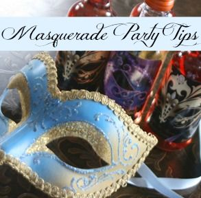 Thinking of throwing a masquerade party this year? Check out our great masquerade party tips for money saving tips.