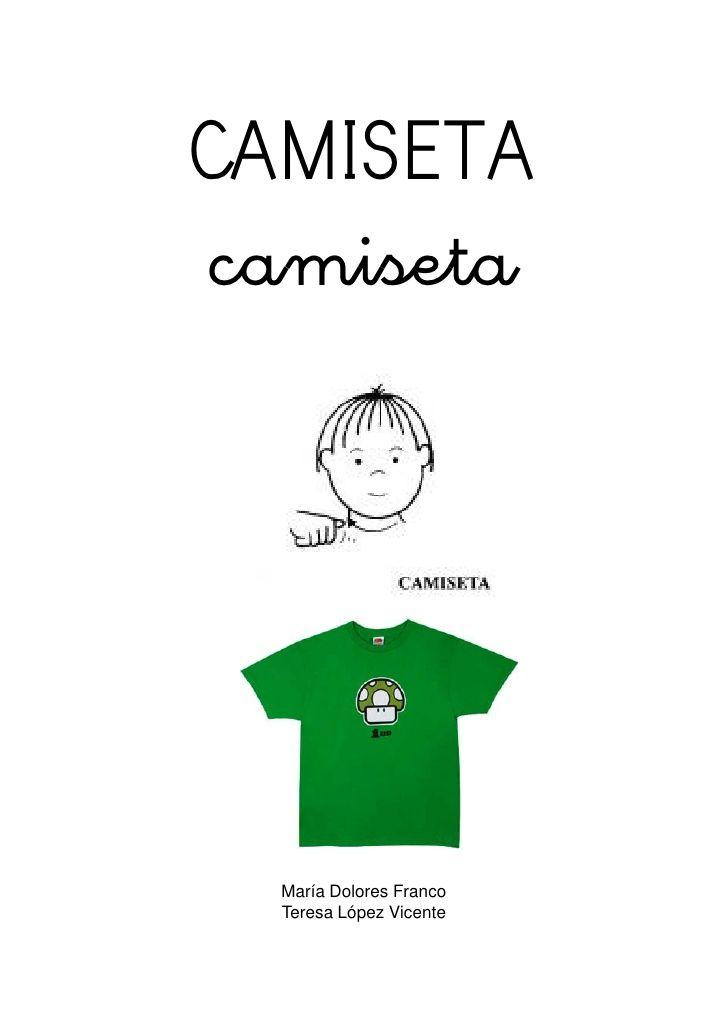 CAMISETA  camiseta       María Dolores Franco   Teresa López Vicente