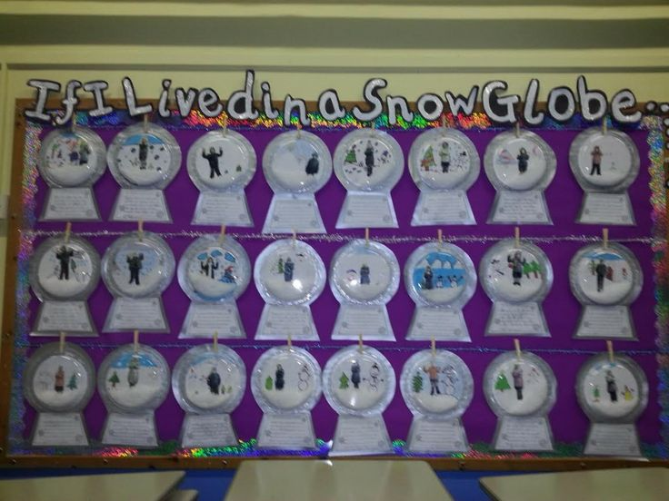 If I Lived in a Snow Globe | Teaching Photos