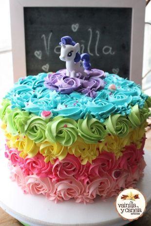 Torta Mi Pequeño Pony Más