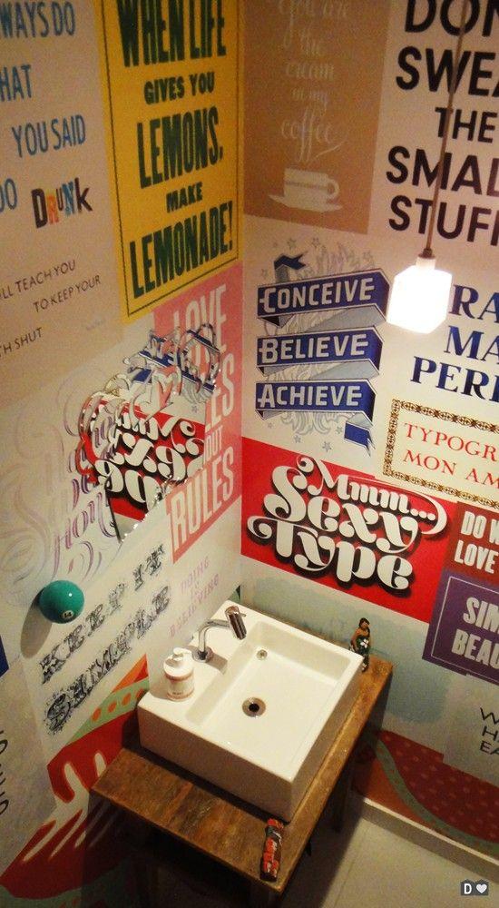 banheiro lambe-lambe