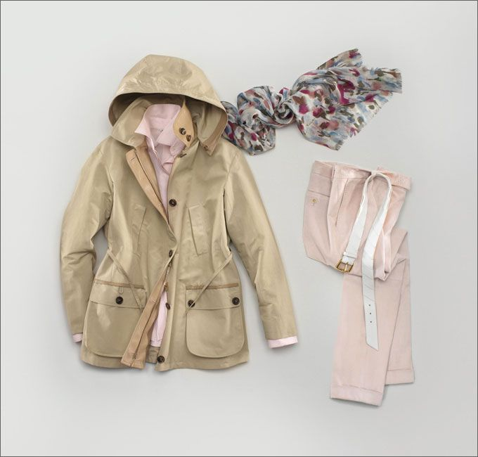 Lookbook коллекции весна-лето 2011 от Loro Piana  Осень-зима 2015-2016 на Fashion-fashion.ru