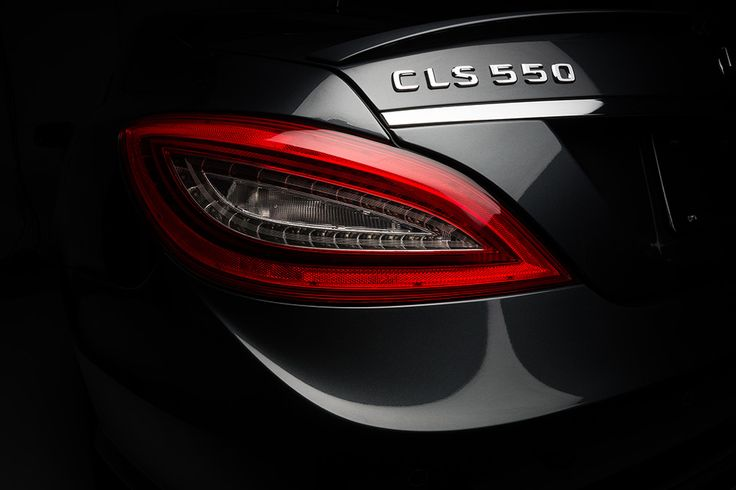 2014 Mercedes Benz CLS 550--the back end of this car is gorgeous!