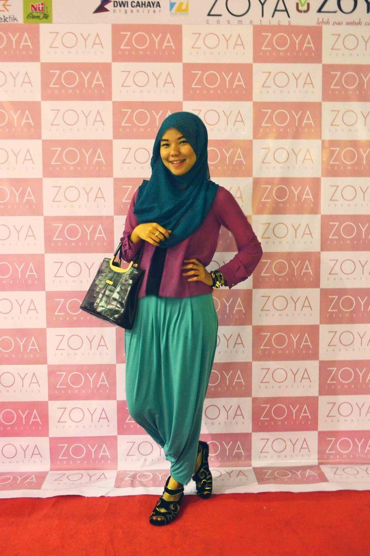 #hijab #fashion #zoya #event #woman