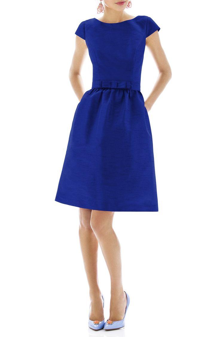 woven fit flare dress vestidos cortos pinterest vestidos cortos y vestiditos. Black Bedroom Furniture Sets. Home Design Ideas