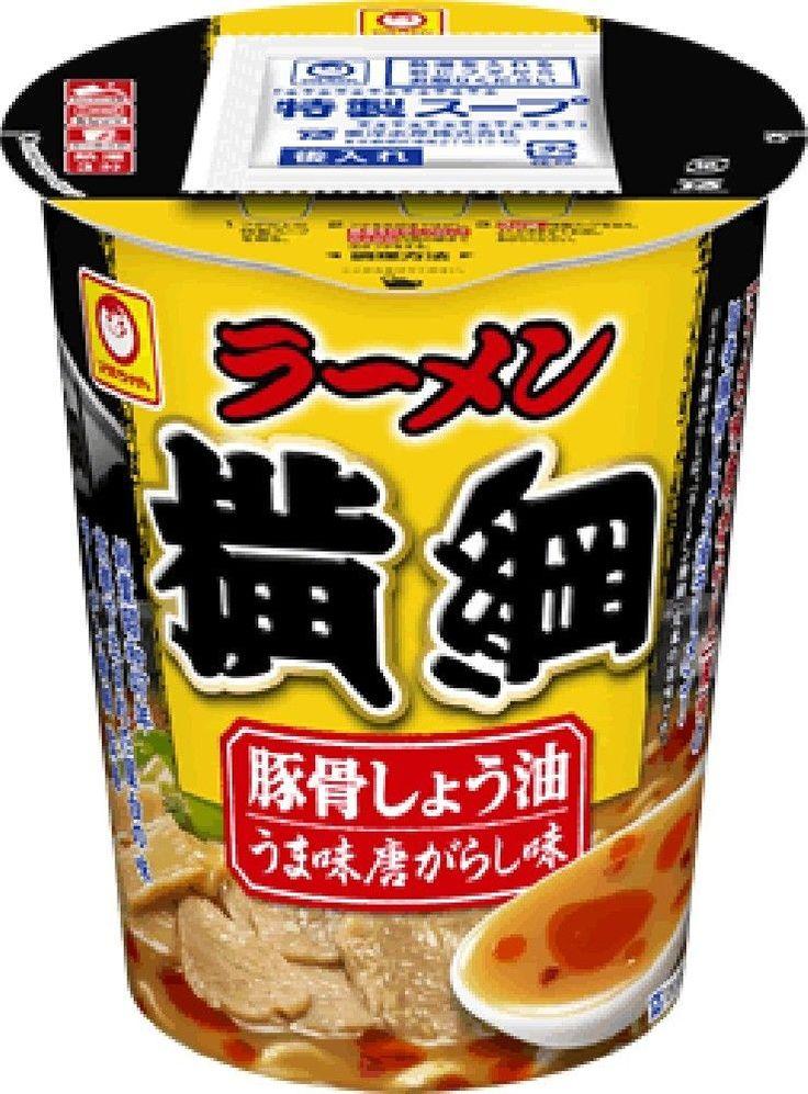 Maruchan Ramen Noodles Yokozuna pig bone Tonkotsu soy sauce Chili pepper Japan #Maruchan