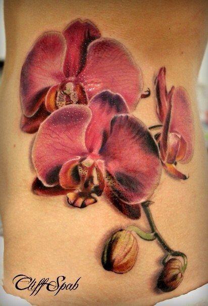 Flower Tattoo Gallery Part 12 #tattoo #flower #flowertattoo #flowers #tattoos