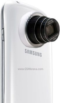 Samsung Galaxy S4 Zoom, I thought of @Hannah Elliott