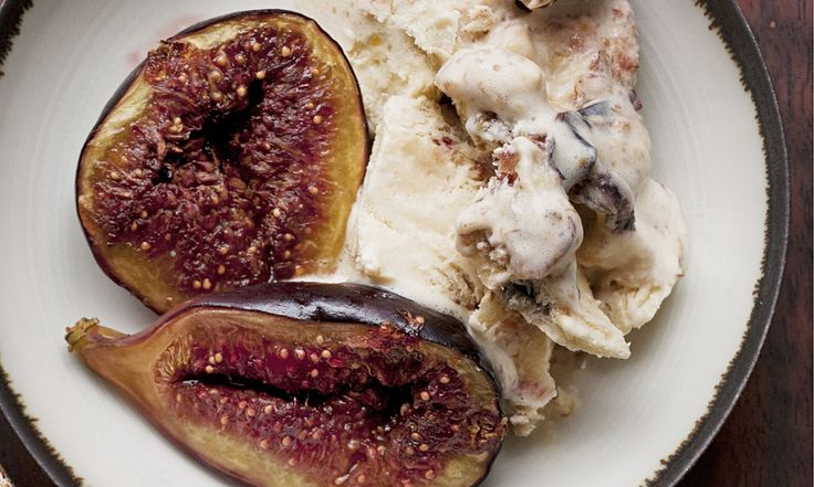 Whether roasted and eaten with game or stirred into ice cream, figs know how to hog the limelight at the dinner table, says Nigel Slater
