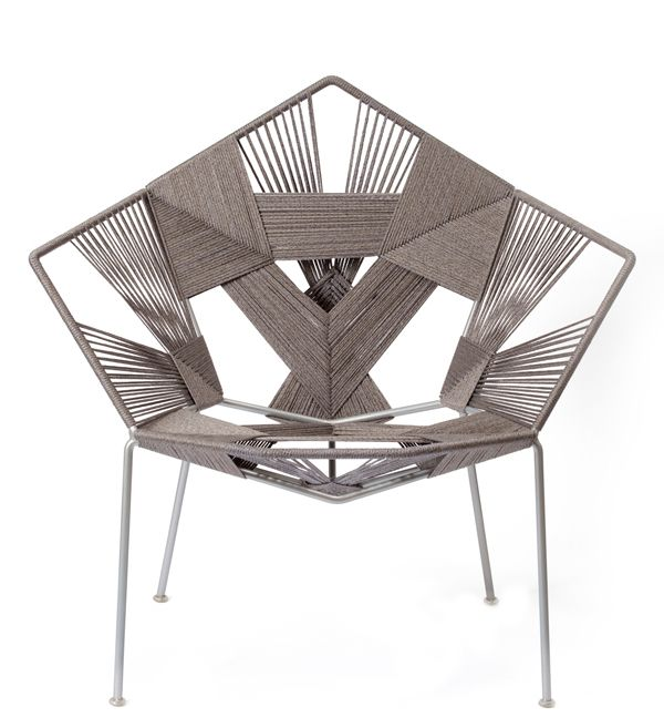 Gaga & Design woven furniture collection