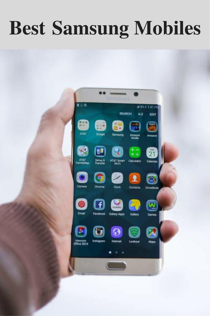 Best Samsung Mobile Phones