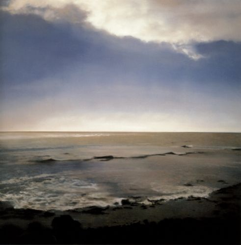 Gerhard Richter » Art » Paintings » Photo Paintings » Seascape » 852-1