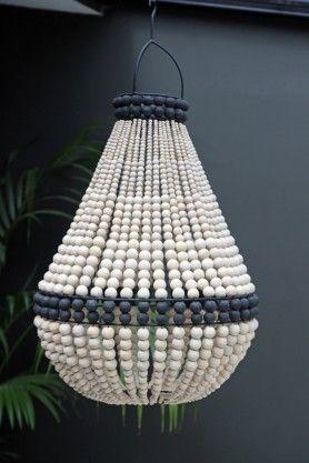 17 best ideas about beaded chandelier on pinterest bead for How to make beaded chandelier lamp shades