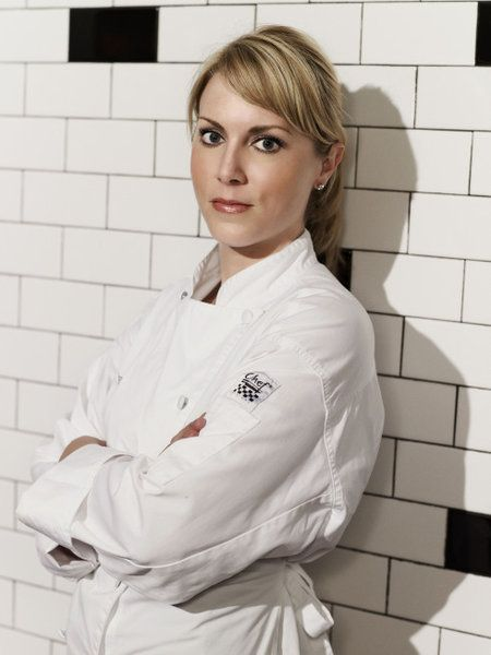 "Andi Van Willigan from ""Hell's Kitchen"" is one of the sous chefs on the FOX reality competition series. Description from onidesign.tk. I searched for this on bing.com/images"