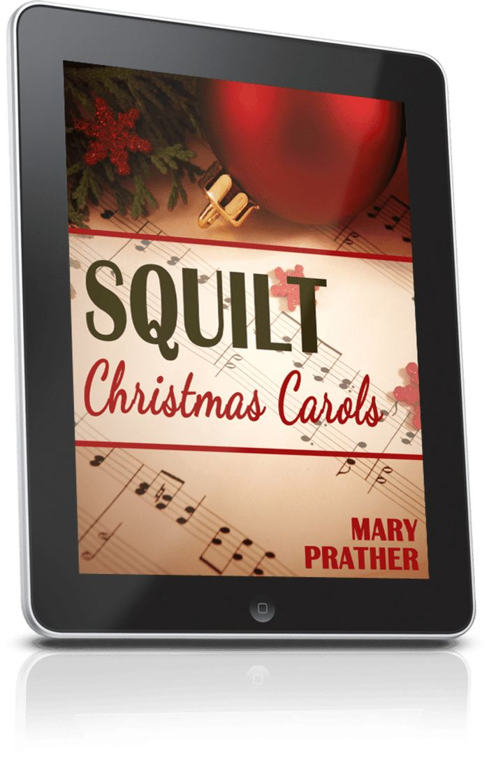 Do SQUILT Christmas Carols music appreciation with your kids this December!
