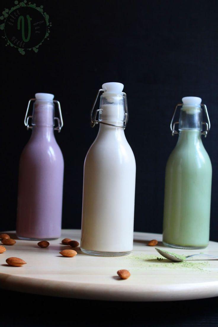 De când am renunţat la laptele convenţional - am descoperit această minune numită lapte de migdale. Recunosc că foloseam laptele vegetal cumpărat la cutie!