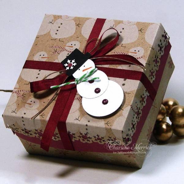 TLC Snowman Gift Set CKM