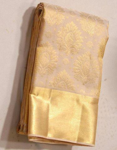 Venpattu Traditional Kanjeevaram Silk Saree