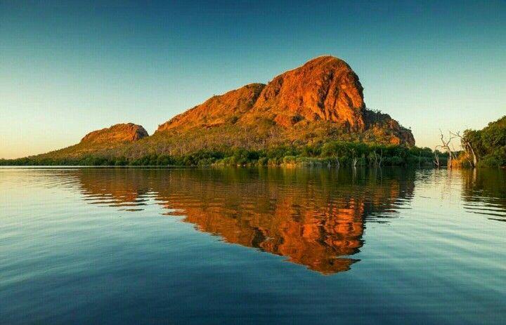 Elephant Rock, Ord River Kununurra, The Kimberley, WA