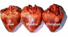 Philosophy of the heart: Equal among equals. At the world's first heart transplant many believed that the Jewish recipient of the heart would change his personality, because the donor was a Protestant. However, in the most significant, we are similar. For the heart, there are no differences between colors, religions and ideologies. #heart #heart_transplant #body #life #lifestyle