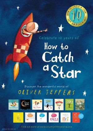 How to Catch a Star - Activities and Downloads! by Oliver Jeffers