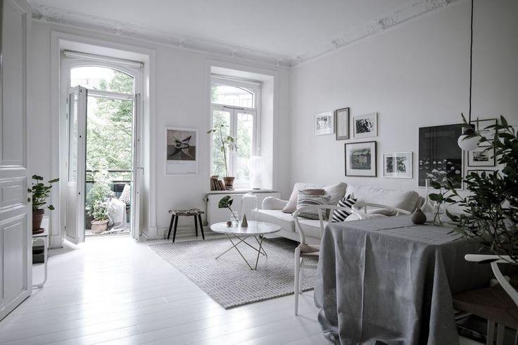 dachwohnung skandinavisch minimalistisch   boodeco.findby.co