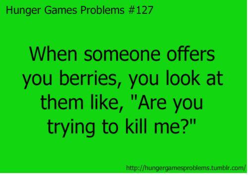 Hunger Games Problem #127