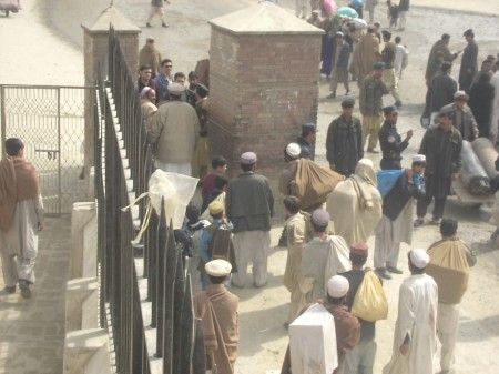 Pakistan Afghanistan Illegal Border Crossings A Serious Issue