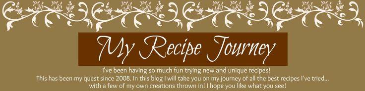 My Recipe Journey