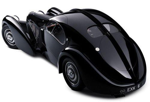 1938 Bugatti 57s Atlantic.. Insane