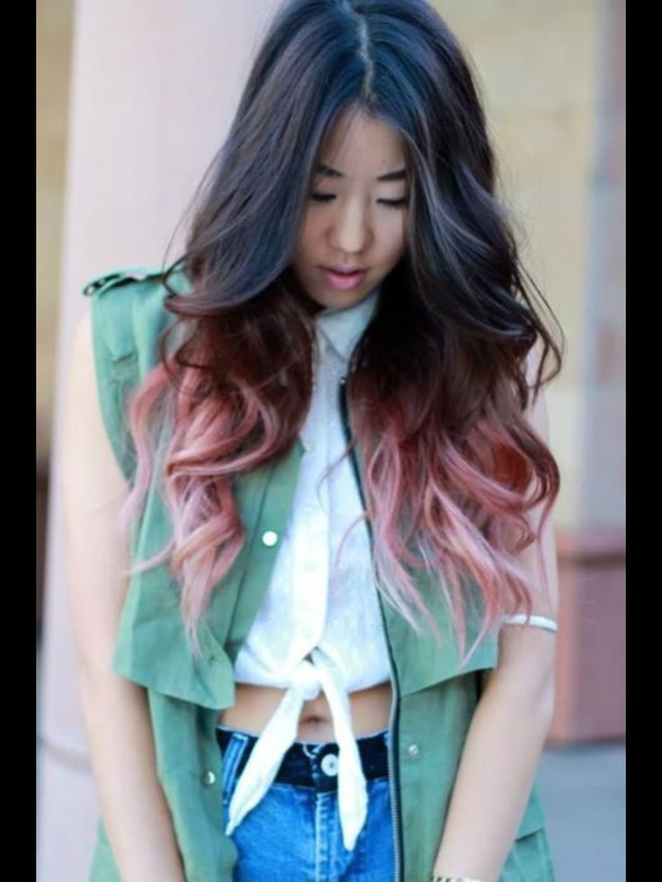 1000 images about hair on pinterest bobs my hair and for Balayage tie and dye maison