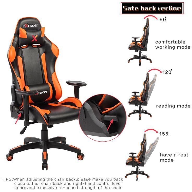 homall gaming chair replacement parts
