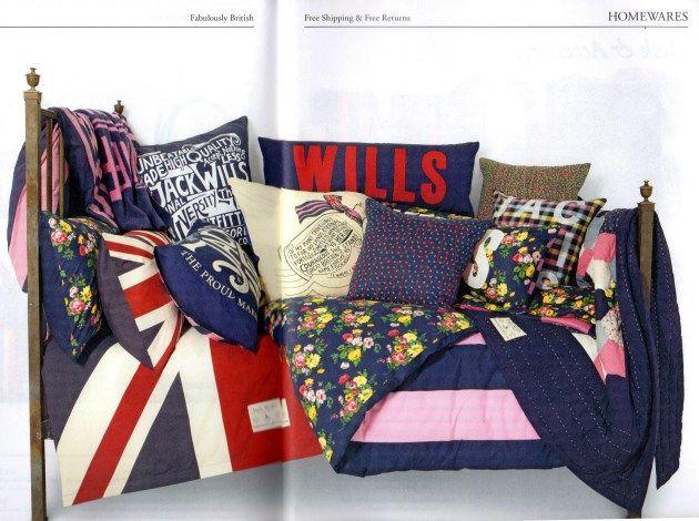 Jack Wills bedroom O.o
