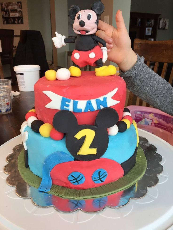 9 Best Homemade Birthday Cakes Images On Pinterest Homemade