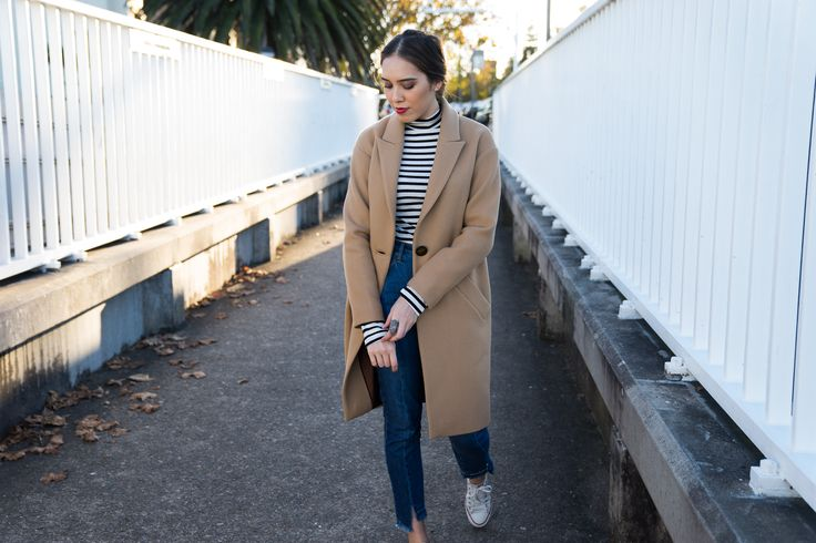 MUST HAVE: THE CAMEL COAT