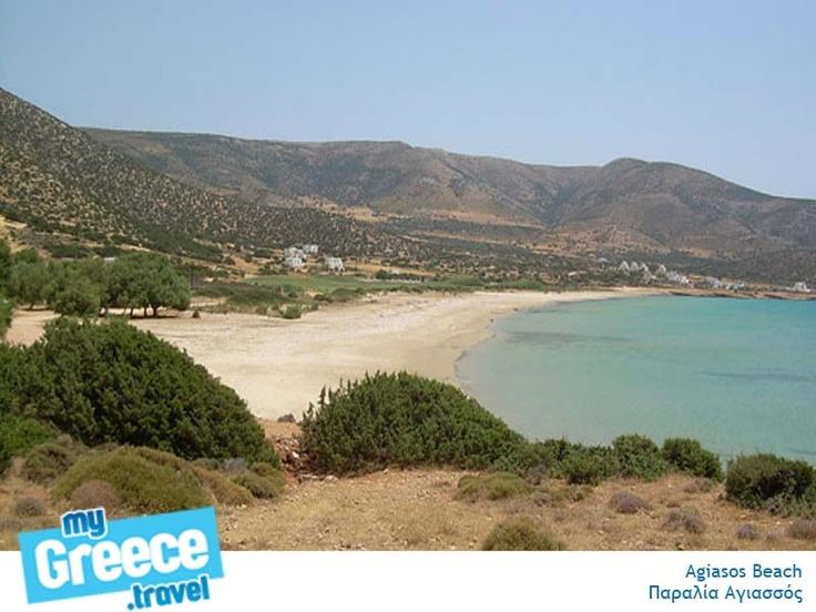 Agiassos Beach. http://www.naxos-tours.gr/en/