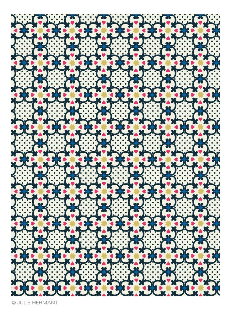 Pattern for Dim