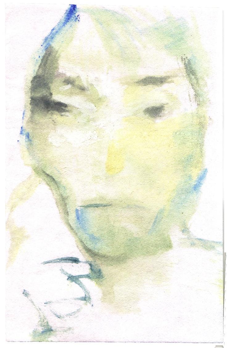 oil color,2011 森島花