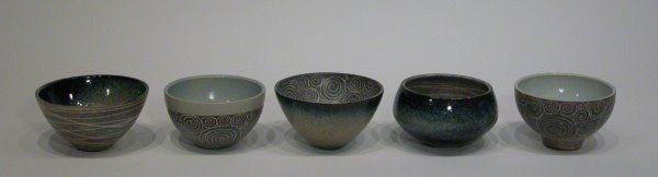 Teeschalen  Keramik-Atelier Meyer-Schönbohm