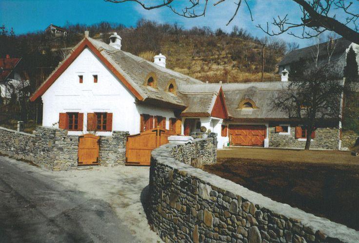 régi-új parasztház