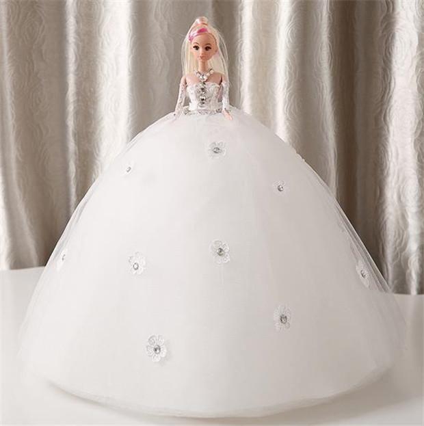 золушка снег белая принцесса кукла baby девочки игрушки детей день рождения подарок свадьба игрушки украшения
