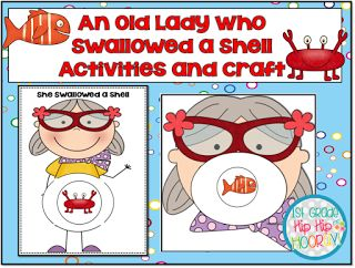 The Old Lady Who Swallowed a Shell