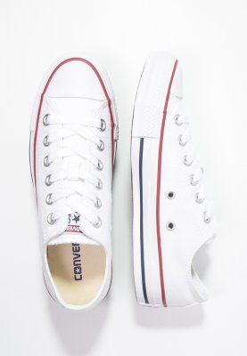Chaussures Converse CHUCK TAYLOR ALL STAR - Baskets basses - white blanc: 45,50 € chez Zalando (au 16/01/16). Livraison et retours gratuits et service client gratuit au 0800 740 357.