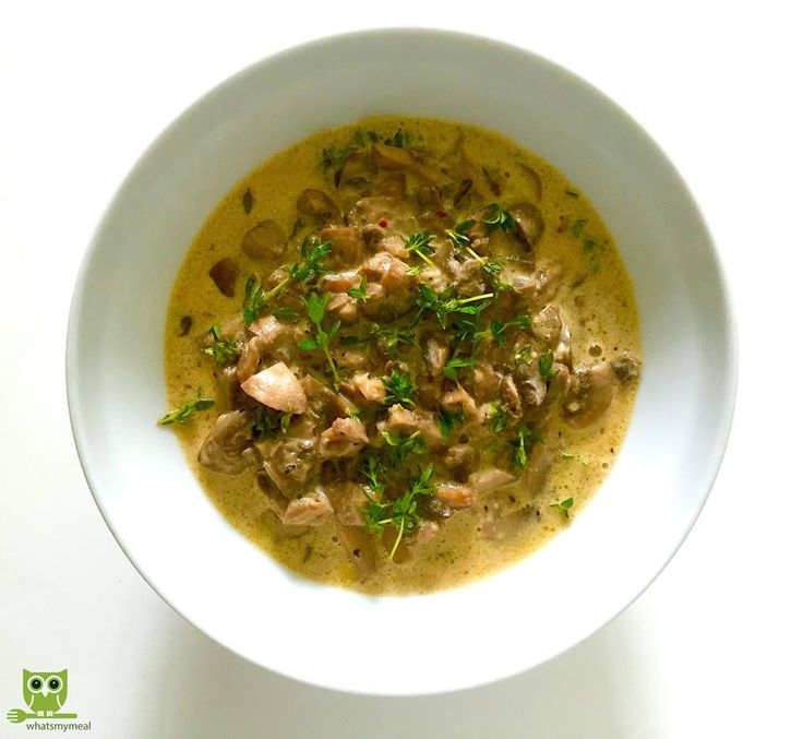 Spicy Mushrooms in Cream Sauce.  You can make a healthier version of this delicious dish. It is equally tasty without the calories of cream. Here is the recipe   https://www.facebook.com/whatsmymeal/photos/a.291248237712214.1073741828.278208985682806/359333820903655/?type=3&theater #whatsmymeal #freshfood #homemade #nopreservatives #fatloss #weightloss #vegetarian #nutrition #realfood